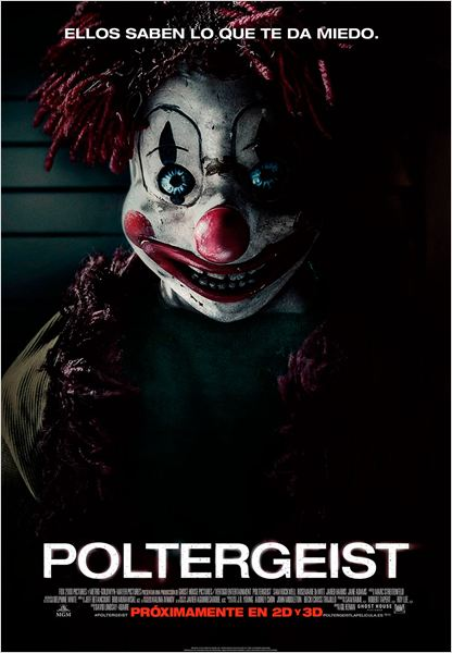 Poltergeist torrent descargar gratis online