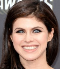 Actor Alexandra Daddario