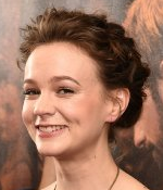 Actor Carey Mulligan
