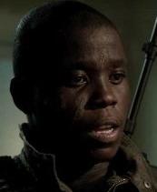 Actor Mpho Koaho