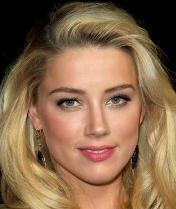 Actor Amber Heard