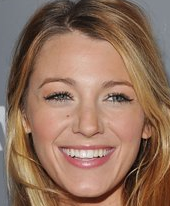 Actor Blake Lively