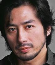 Actor Hiroyuki Sanada