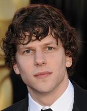 Actor Jesse Eisenberg