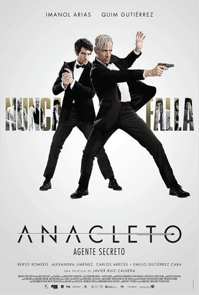 Película Anacleto Agente Secreto torrent descargar gratis