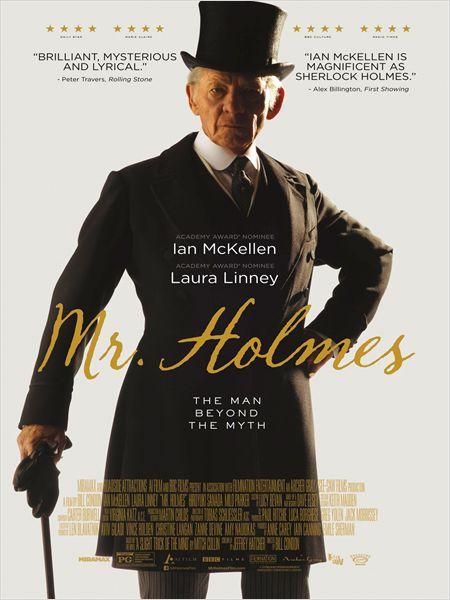 Película Mr. Holmes torrent descargar gratis online