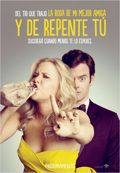Trainwreck (Y de repente tú) (2015) [DVD-Screener] [VOSE] [1 Link] [MEGA]
