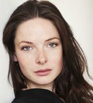 Actor Rebecca Ferguson
