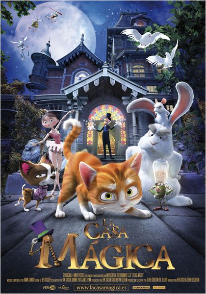 la casa magica torrent descargar gratis online