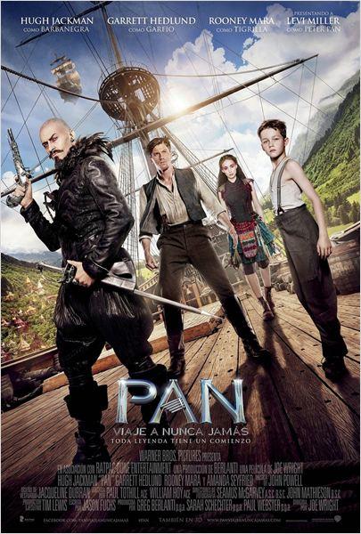 Película Pan (Viaje a Nunca Jamás) torrent descargar gratis 4