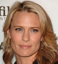 Actor Robin Wright