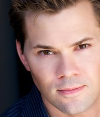 Actor Andrew Rannells