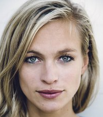 Actor Julie Engelbrecht