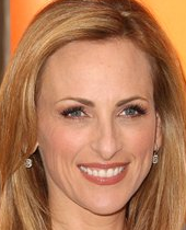 Actor Marlee Matlin