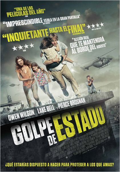 golpe de estado torrente descargar online