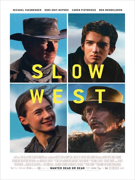 Película Slow West