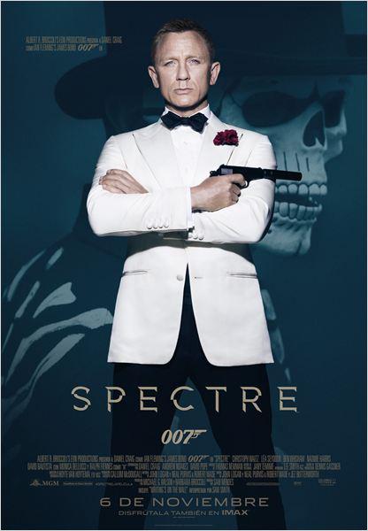 Película Spectre 007: James Bond