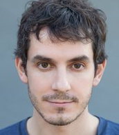 Actor Tate Ellington