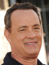 Actor Tom Hanks