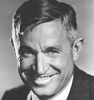 Actor Will Rogers