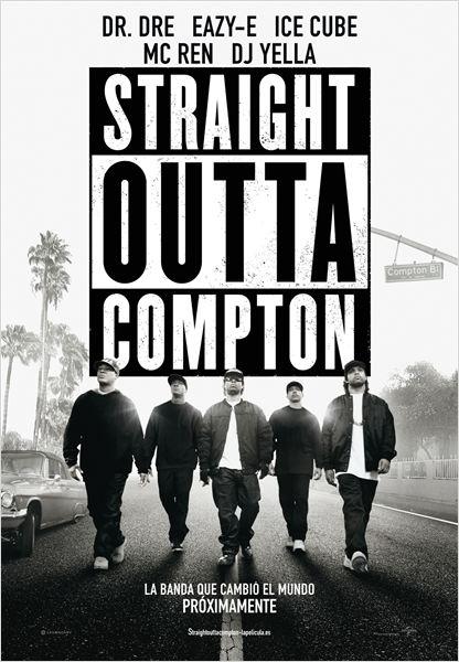 Película Straight Outta Compton