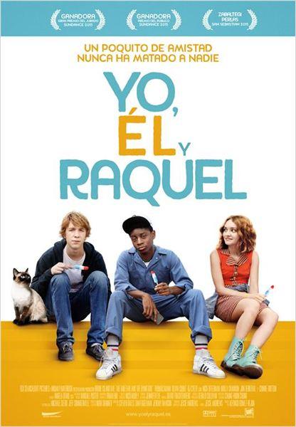 Película Yo, él y Raquel
