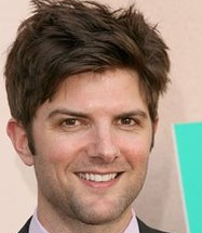 Actor Adam Scott