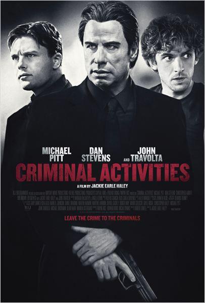 Película Actividades Criminales