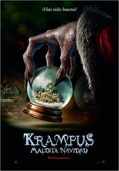 Película Krampus: Maldita Navidad