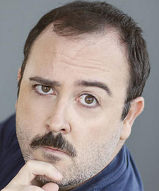 Actor Carlos Areces