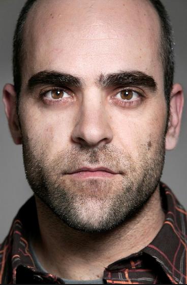 Actor Luis Tosar