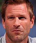 Actor Aaron Eckhart