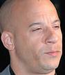 Actor Vin Diesel