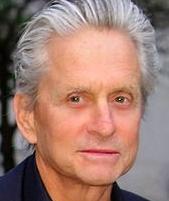 Actor Michael Douglas