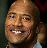 Actor Dwayne Johnson