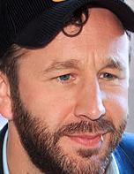Actor Chris O'Dowd