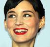 Actor Rooney Mara