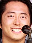Actor Steven Yeun