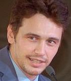 Actor James Franco