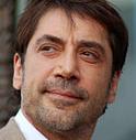 Actor Javier Bardem
