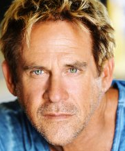 Actor Michael Dudikoff