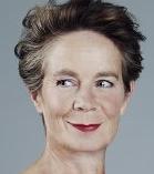 Actor Celia Imrie