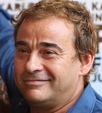 Actor Eduard Fernàndez