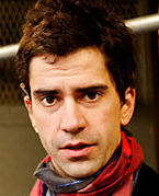 Actor Hamish Linklater