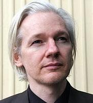 Actor Julian Assange