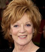 Actor Maggie Smith