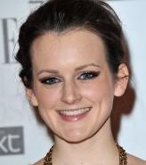 Actor Sophie McShera