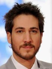 Actor Alberto Ammann