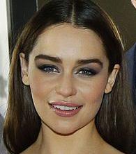 Actor Emilia Clarke