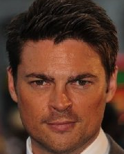 Actor Karl Urban